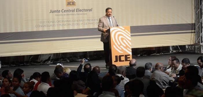 JCE inicia proceso acreditación de los miembros colegios electorales