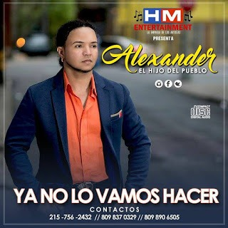 Bajar: Alexander – Ya No lo Vamos Hacer (Bachata 2016)
