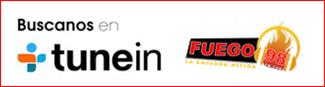 fuego98fm-tunein