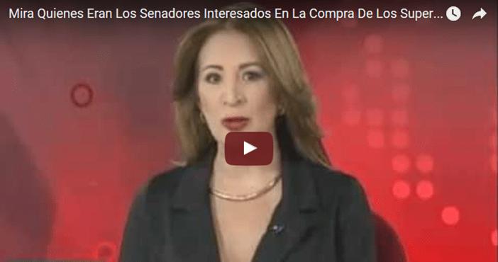"""Mira Quienes Eran Los Senadores Interesados En La Compra De Los """"Super Tucanos"""""""
