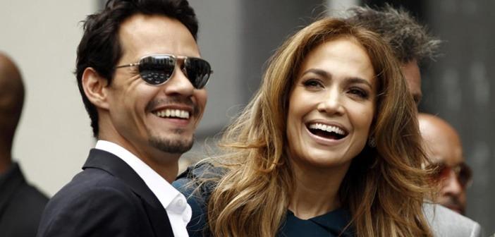 Fuertes rumores acerca de reconciliaron de Jennifer López y Marc Anthony