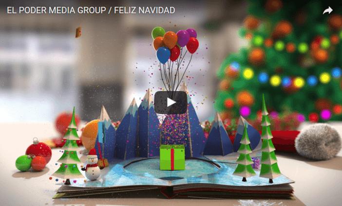 FELIZ NAVIDAD Y PROSPERO AÑO 2017 EL PODER MEDIA GROUP
