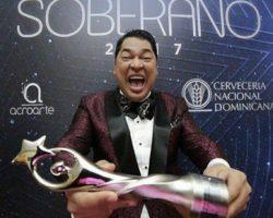 Principales ganadores en Premios Soberano