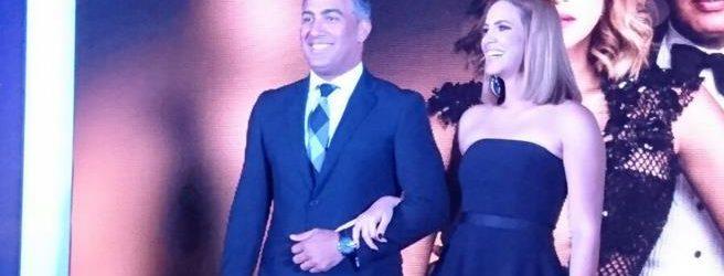 Pamela Sued y Francisco Vásquez conducirán gala de Premios Soberano