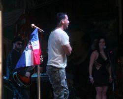 Romeo Santos ganó 5 mil pesos en su primer show
