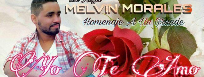 The Angel Melvin Morales – Yo Te Amo (Merengue 2017)