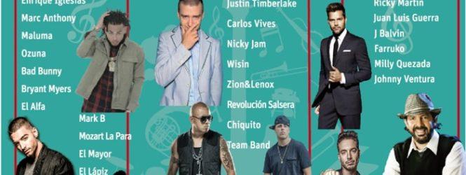 Festival Presidente combinó géneros musicales por días